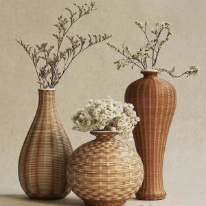 Bamboo over Porcelain